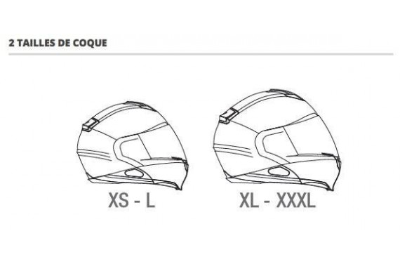Casque Jet Fury Air Blanc/Cuir